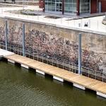 Budowa Przystani na rzece Odrze przy Ostrowie Tumskim w Głogowie